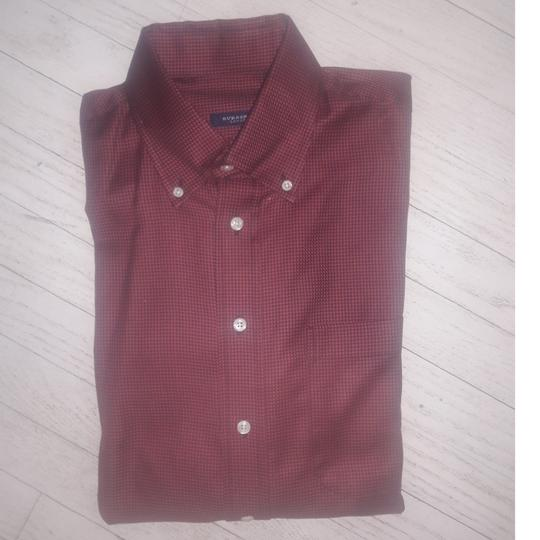 Preload https://item2.tradesy.com/images/burberry-london-houndstooth-maroon-and-black-shirt-23334446-0-1.jpg?width=440&height=440