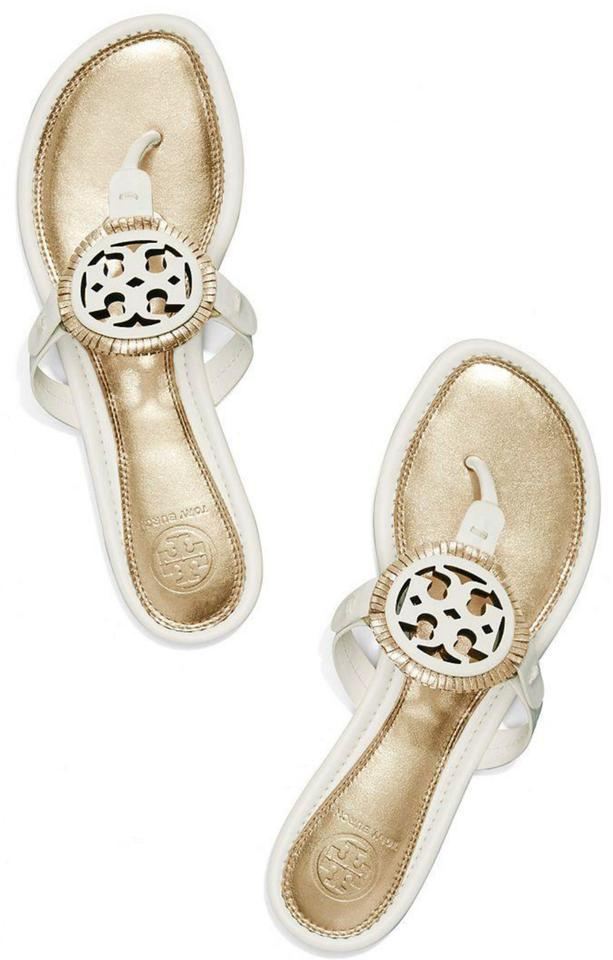 Tory Burch Bleach and Spark Sandals Gold Miller Fringe Leather Sandals Spark c09e11