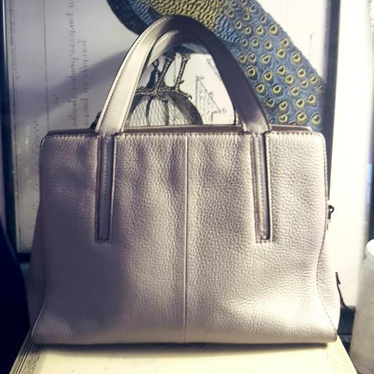 Kate Spade Satchel in Taupe / Gray