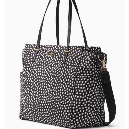 Kate Spade polka dot Diaper Bag