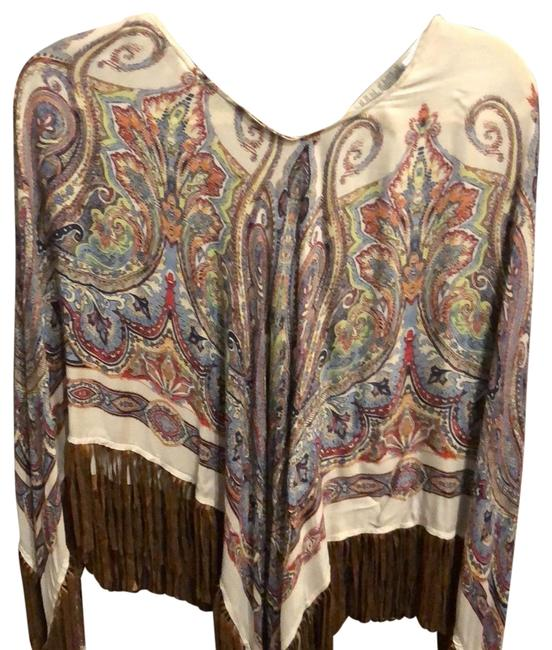 Preload https://item2.tradesy.com/images/chico-s-multinuetrals-silk-poncho-tunic-size-os-one-size-23334501-0-1.jpg?width=400&height=650