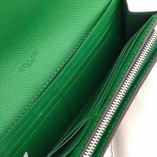 Coach Tote in Kelly Green