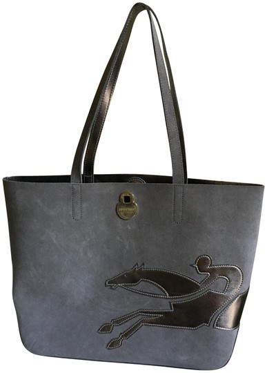 Preload https://item1.tradesy.com/images/longchamp-shop-it-medium-grey-suede-leather-tote-23334605-0-2.jpg?width=440&height=440