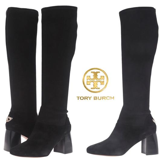 Preload https://item2.tradesy.com/images/tory-burch-black-sidney-70mm-bootsbooties-size-us-75-regular-m-b-23334621-0-0.jpg?width=440&height=440