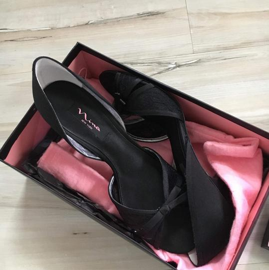 Nina Shoes Black Pumps