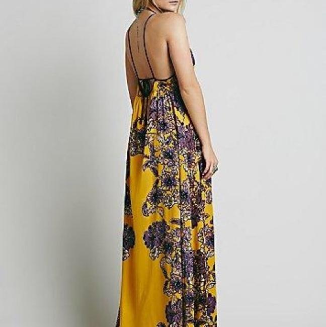 Mustard Maxi Dress by Free People