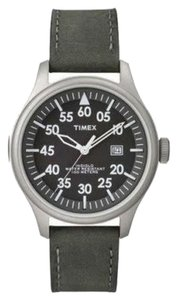 Timex Timex Male Dress Watch T2N997 Green Analog