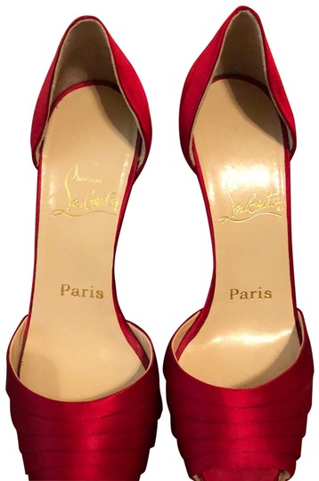 Preload https://item3.tradesy.com/images/christian-louboutin-red-silk-heels-platforms-size-us-6-regular-m-b-23334707-0-1.jpg?width=440&height=440