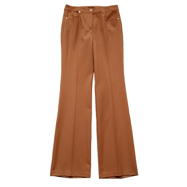 Preload https://item4.tradesy.com/images/escada-brown-tamara-twill-wide-leg-pants-size-6-s-28-23334728-0-1.jpg?width=400&height=650