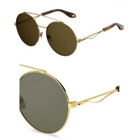Preload https://item1.tradesy.com/images/givenchy-bright-gold-new-7048s-round-oversized-aviator-brown-sunglasses-23334755-0-0.jpg?width=440&height=440