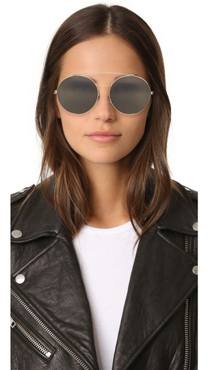 Givenchy NEW Givenchy Sunglasses Gv 7048/S Round Oversized Aviator Brown