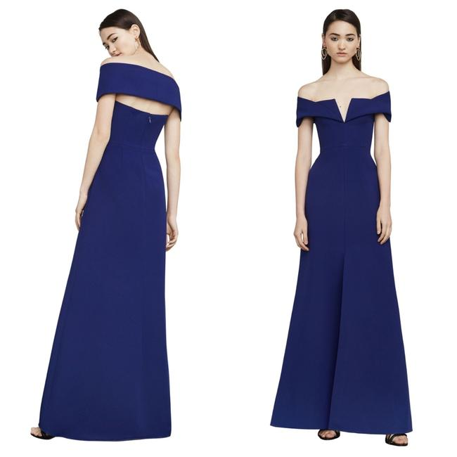 Preload https://item4.tradesy.com/images/bcbgmaxazria-royal-blue-amalie-off-the-shoulder-gown-long-formal-dress-size-0-xs-23334788-0-1.jpg?width=400&height=650