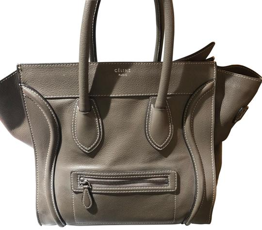 Preload https://item3.tradesy.com/images/celine-luggage-mini-taupe-leather-tote-23334832-0-1.jpg?width=440&height=440