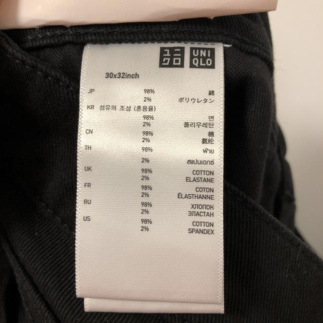 Uniqlo Straight Leg Jeans
