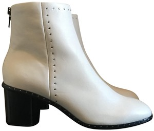 Rag & Bone White Boots