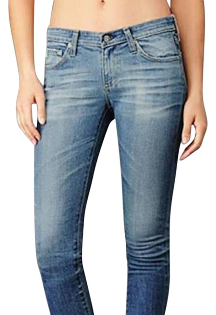 Preload https://item5.tradesy.com/images/ag-adriano-goldschmied-blue-medium-wash-premiere-skinny-jeans-size-26-2-xs-23334949-0-4.jpg?width=400&height=650