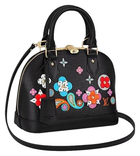 Preload https://item5.tradesy.com/images/louis-vuitton-alma-bb-limited-edition-flowers-epi-leather-shoulder-bag-23334959-0-2.jpg?width=440&height=440