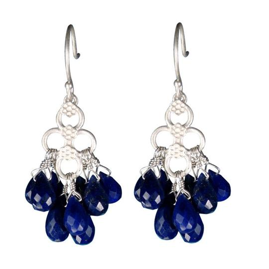 Preload https://item5.tradesy.com/images/me-and-ro-lapis-lazuli-sterling-silver-flower-earrings-23334964-0-0.jpg?width=440&height=440
