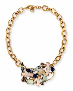 Lulu Frost Lulu Frost Bellellive Multi Stone Statement Necklace