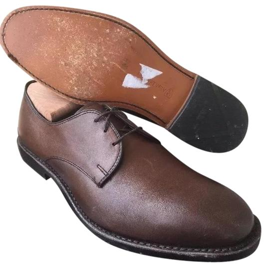Preload https://item1.tradesy.com/images/allen-edmonds-kenilworth-dark-brown-burnished-derby-oxford-d-formal-shoes-size-us-9-wide-c-d-23335010-0-1.jpg?width=440&height=440