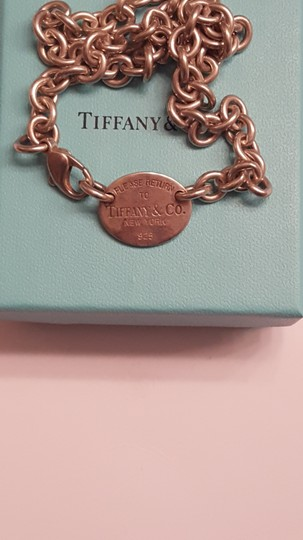 Tiffany & Co. Return to Tiffany's Choker in Sterling Silver