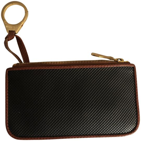 Preload https://item4.tradesy.com/images/bottega-veneta-black-and-brown-vintage-coin-purse-wallet-23335123-0-1.jpg?width=440&height=440