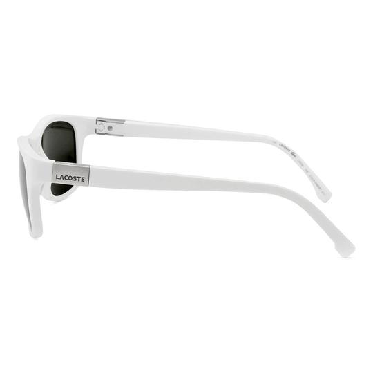 Lacoste LACOSTE Sunglasses L503S 105 White Frame 53-18-135 Gray Lens MADE IN I