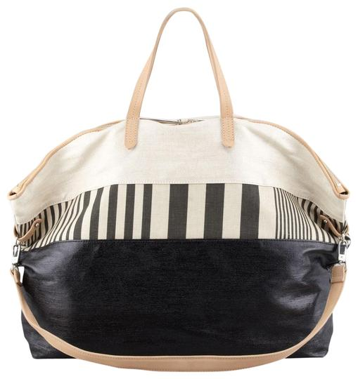 Preload https://item3.tradesy.com/images/kelsi-dagger-calloway-natural-coated-canvas-tote-23335132-0-1.jpg?width=440&height=440