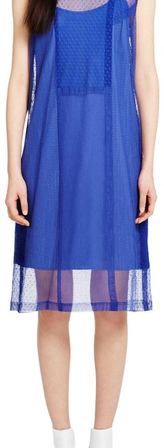 Blue Maxi Dress by DKNY