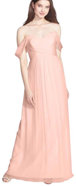 Preload https://item4.tradesy.com/images/amsale-blush-pink-convertible-crinkled-silk-chiffon-gown-long-formal-dress-size-8-m-23335203-0-1.jpg?width=400&height=650