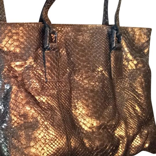 Preload https://item2.tradesy.com/images/carlos-falchi-python-bronze-taupe-tote-2333521-0-0.jpg?width=440&height=440
