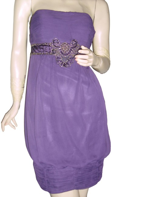 Preload https://item2.tradesy.com/images/sue-wong-purple-plum-studio-pleated-hem-beaded-empire-cut-strapless-short-cocktail-dress-size-0-xs-23335276-0-2.jpg?width=400&height=650