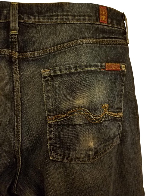 Item - Denim Medium Wash Slimmy Straight Leg Jeans Size 32 (8, M)