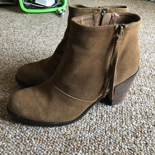 Crown Vintage taupe Boots