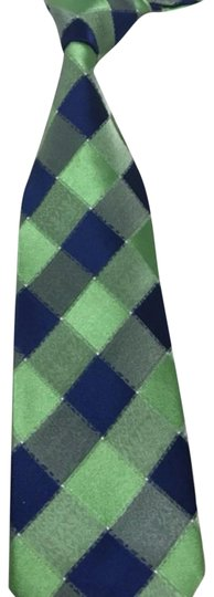 Preload https://item1.tradesy.com/images/bugatchi-greenblue-silk-tie-23335330-0-1.jpg?width=440&height=440