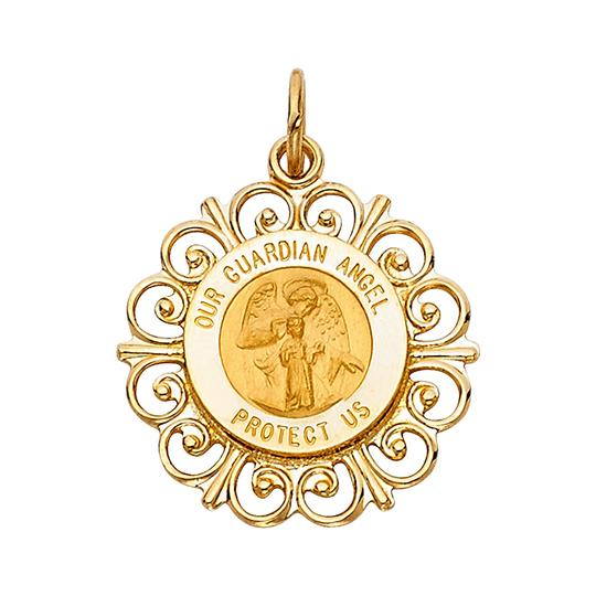 Preload https://item1.tradesy.com/images/yellow-14k-religious-milagrosa-pendant-charm-23335450-0-0.jpg?width=440&height=440