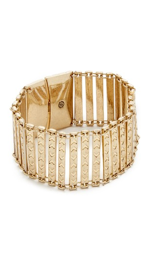 House of Harlow 1960 House of Harlow 1960 Iconic Etch Bracelet