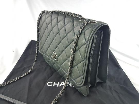 Chanel Classic Caviar Shoulder Bag