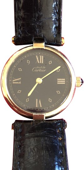Cartier CARTIER 18k Gold Vermeil Vendome