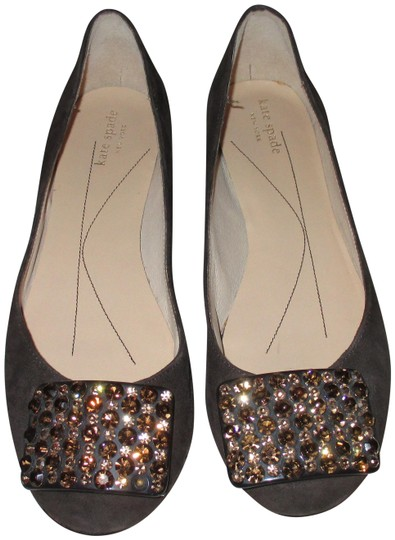 Preload https://img-static.tradesy.com/item/23335467/kate-spade-brown-kate-spade-brown-suede-leather-with-crystals-ballet-flats-6-5-m-flats-size-us-65-re-0-1-540-540.jpg