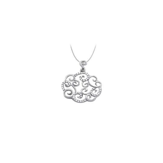 Preload https://item5.tradesy.com/images/white-silver-cubic-zirconia-cloud-circle-shaped-pendant-in-sterling-025-ct-necklace-23335474-0-0.jpg?width=440&height=440