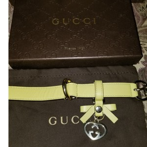 Gucci Gucci Dog Collar