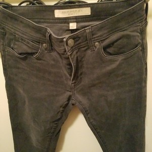 Burberry Brit Skinny Jeans-Distressed