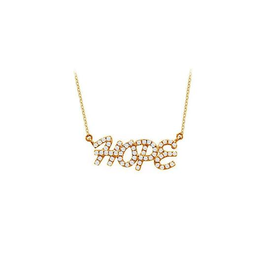 Preload https://img-static.tradesy.com/item/23335506/white-yellow-gold-vermeil-cubic-zirconia-hope-pendant-033-ct-tgw-necklace-0-0-540-540.jpg