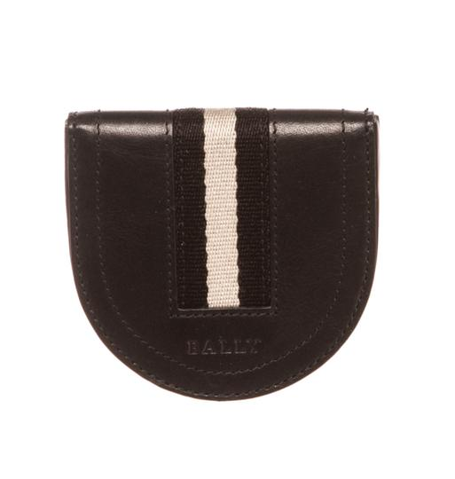 Preload https://item2.tradesy.com/images/bally-black-and-white-vintage-leather-coin-case-holder-wallet-23335541-0-0.jpg?width=440&height=440