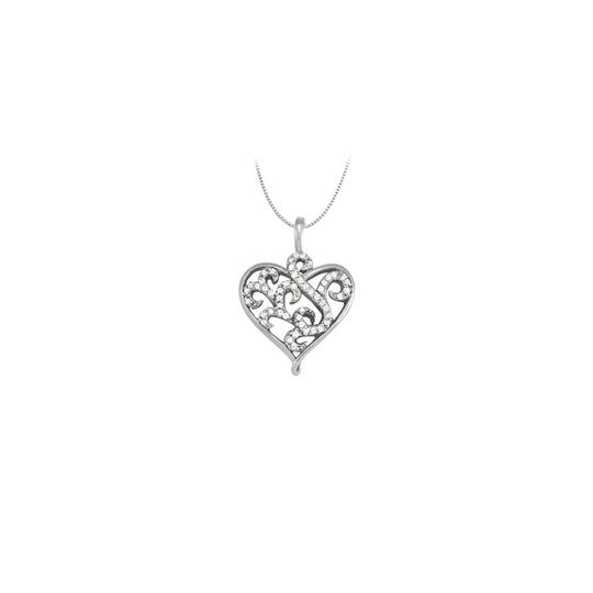 Preload https://item3.tradesy.com/images/white-silver-april-birthstone-cubic-zirconia-heart-pendant-in-sterling-025-necklace-23335542-0-0.jpg?width=440&height=440