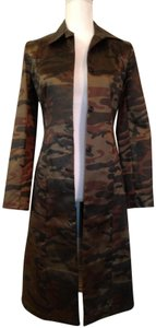 Maria Bianca Nero Satin Dress Hipster Rare Vintage Pea Coat