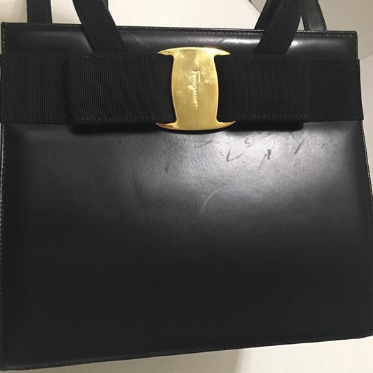 Salvatore Ferragamo Classic Shoulder Bag