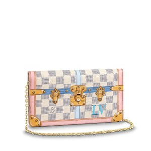 Louis Vuitton Weekend #pochette Weekend #weekend #wallet On Chain Pochette Chain Cross Body Bag