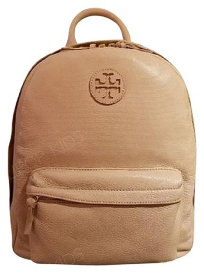 Preload https://img-static.tradesy.com/item/23335623/tory-burch-ella-light-oak-leather-backpack-0-0-540-540.jpg